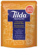 Tilda Legendary Steamed Coconut Basmati Rice