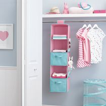 Mainstays Girls' 5 Shelf Organizer