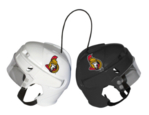 NHL Mini Helmets Ottawa Senators