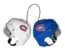 NHL Mini Helmets Montreal Canadiens