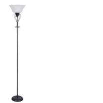 Scroll Torchiere Floor Lamp