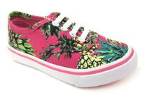 George Girls' Pineapple Casual Shoes 8