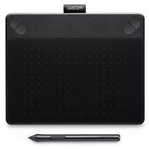 Wacom Intuos Comic Pen & Small Black Touch Tablet
