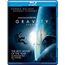 Gravity (Blu-ray) (Bilingual)