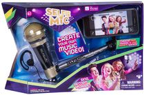 Selfie Mic - Sing, Record and Share Playset