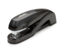 Optima® Desktop Stapler Black