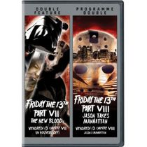 Friday The 13th: Part VII / Friday The 13th: Part VIII (Bilingual)