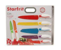 Starfrit Knife Set, 7 Piece