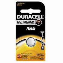 Duracell Coin Button 1616 batteries