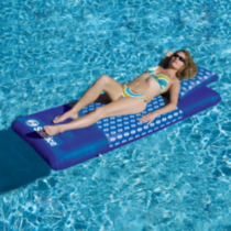 Designer Mattress 78-in Inflatable Pool Float