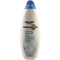 equate Exfoliating Nourishing Body Wash