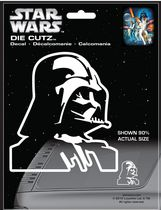 Décalcomanie forme découpée Star Wars de Chroma Graphics