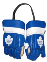 NHL Mini Gloves Toronto Maple Leafs