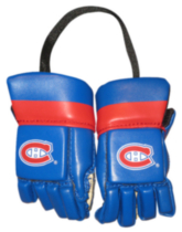 NHL Mini Gloves Montreal Canadiens