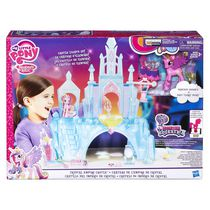 Ensemble de jeu Château de l'Empire de Cristal Explore Equestria de My Little Pony