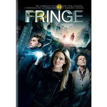 Fringe: The Complete Fifth And Final Season (Bilingual)