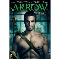 Arrow: The Complete First Season (Bilingual)