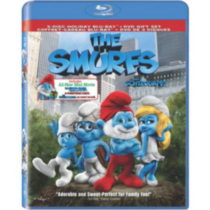 The Smurfs (Blu-ray + DVD) (With The Smurfs: A Christmas Carol) (Bilingual)