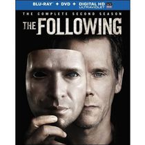 The Following: The Complete Second Season (Blu-ray + DVD + Digital HD)