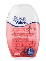 Great Value Raspberry Lemonade Liquid Drink Mix