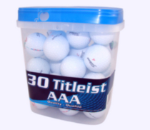Titleist Golf Balls Bucket