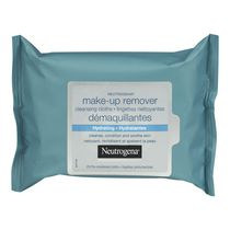 NEUTROGENA® Hydrating Make-up Remover Cleansing Cloths, 25 Count