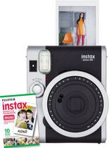 Fujifilm Instax Mini 90 Camera with 10 Exposure Film