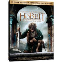 The Hobbit: The Battle Of Five Armies (2-Disc Special Edition) (Bilingual)