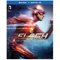 The Flash: The Complete First Season (Blu-ray + Digital HD With UltraViolet)