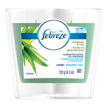 Febreze Meadows & Rain Air Freshener Scented Candle