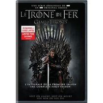 Game Of Thrones: The Complete First Season (Bilingual)