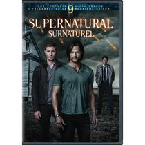 Supernatural: The Complete Ninth Season (Bilingual)