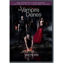 The Vampire Diaries: The Complete Fifth Season (Bilingual)
