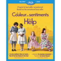The Help (Blu-ray + DVD) (Bilingual)