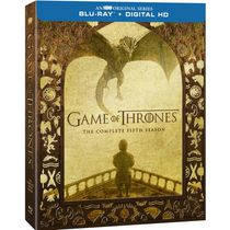 Game Of Thrones: The Complete Fifth Season (Blu-ray + Digital HD With UltraViolet)
