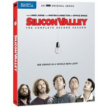 Silicon Valley: The Complete Second Season (Blu-ray + Digital HD)
