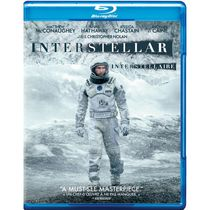 Interstellaire (Blu-ray) (Bilingue)