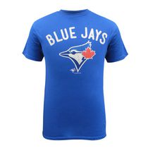 Toronto Blue Jays Men's Arch Baseball Short Sleeve T-Shirt L