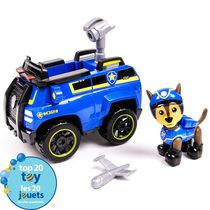 PAW Patrol Chase's Spy Cruiser Toy Vehicle and Action Figure