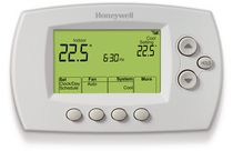 Thermostat Wi-Fi programmable 7 jours d'Honeywell - RTH6580WF
