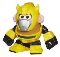 Playskool Mr. Potato Head Transformers Mixable, Mashable Heroes as Bumblebee Robot