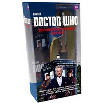 Doctor Who: The Christmas Specials Gift Set (DVD + Sonic Screwdriver)