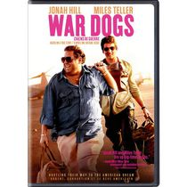 War Dogs (DVD + Digital Copy) (Bilingual)