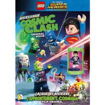 LEGO DC Comics Super Heroes: Justice League - Cosmic Clash (DVD + Mini-Figure)