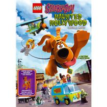 LEGO : Scooby-Doo! Le fantôme d'Hollywood - film original (DVD + Minifigurine) (Bilingue)