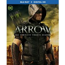Arrow: The Complete Fourth Season (Blu-ray + Digital HD)