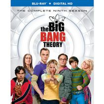 The Big Bang Theory: The Complete Ninth Season (Blu-ray + Digital HD) (Bilingual)