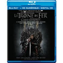 Game Of Thrones: The Complete First Season (Blu-ray + Digital HD) (Bilingual)