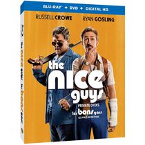 The Nice Guys (Blu-ray + DVD + Digital HD) (Bilingual)