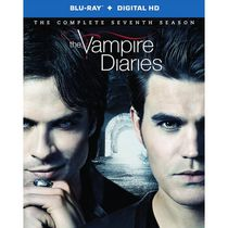 The Vampire Diaries: The Complete Seventh Season (Blu-ray)